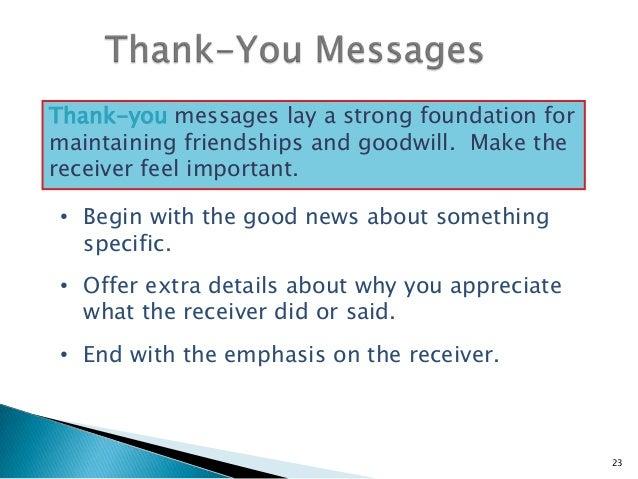 Good News Messages