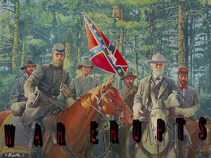 WAR ERUPTS