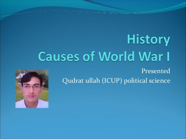 Presented Qudrat ullah (ICUP) political science