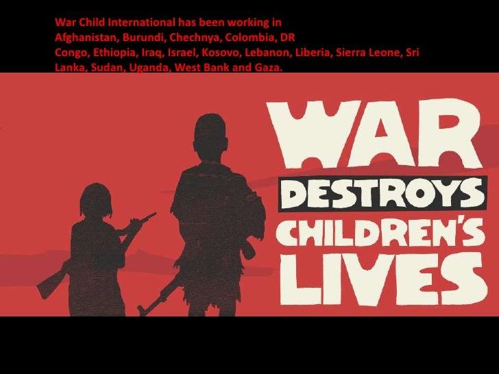 LOLA WAR CHILD powerpoint Slide 3