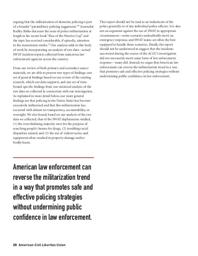 a study on the american civil liberties union American civil liberties union papers, 1912-1990 , spans most of the 20th century it focuses on civil rights, civil liberties, race, gender, and issues relating to the us supreme court.
