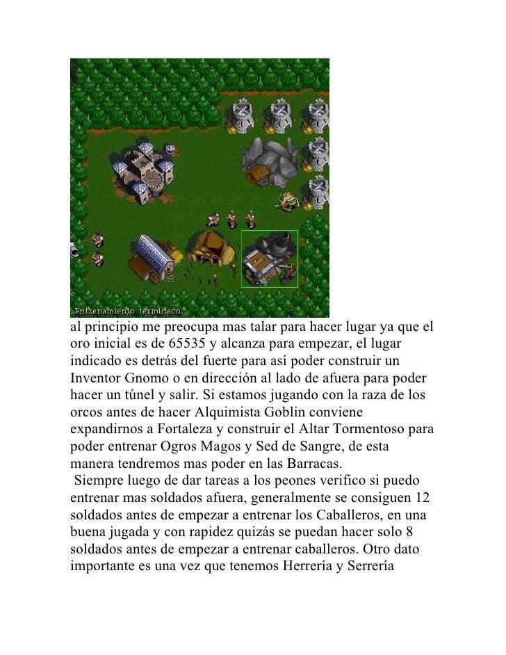 Warcraft 2 Mapa Royal Rumble
