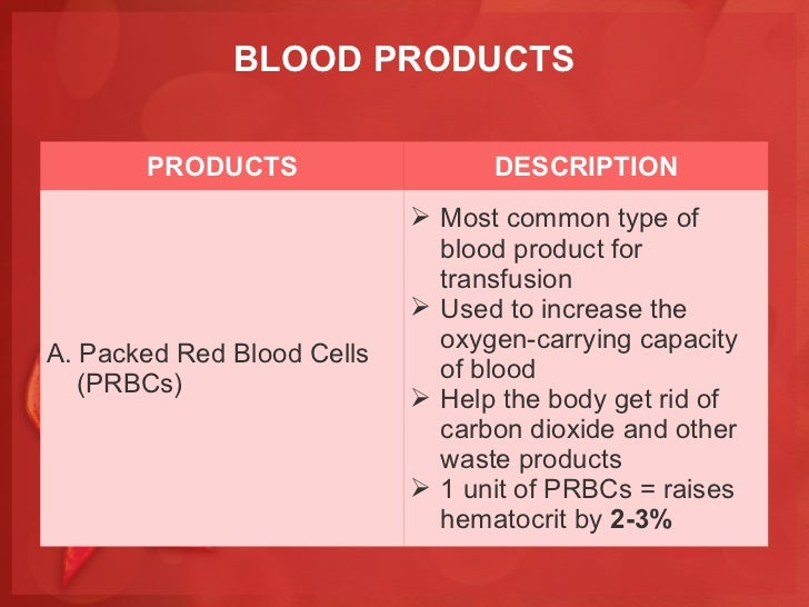 Wardclass powerpoint blood transfusion