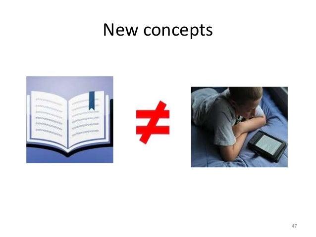 New concepts 47