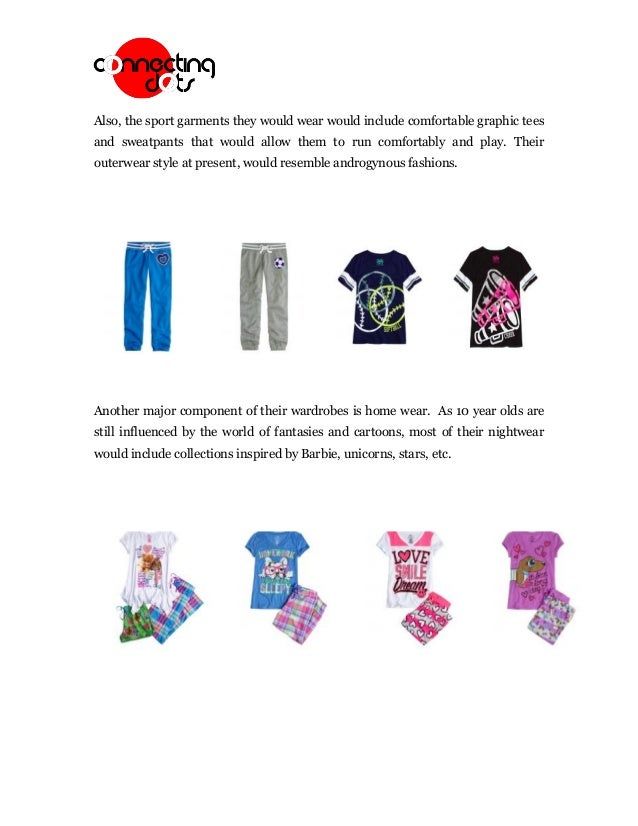 Fashion Tips For  Year Olds