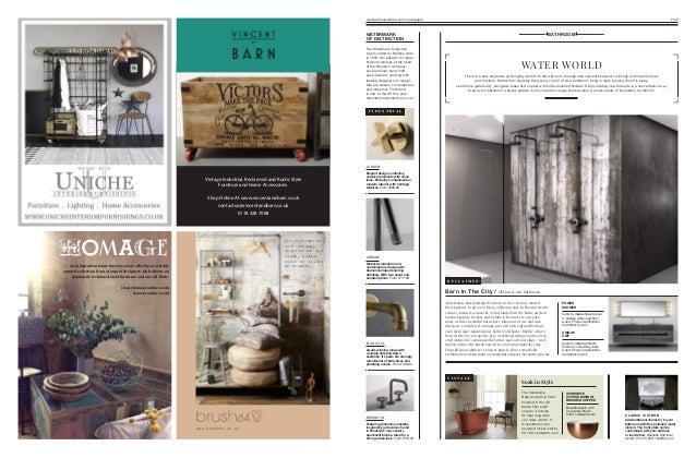 warehouse home architecture interior design decor magazine