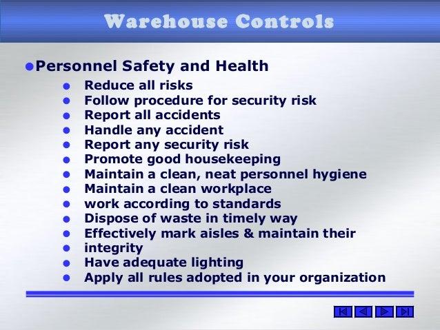managing warehouse operations how to manage and run warehouse operat rh slideshare net Toyota 7FGCU30 Forklift Operator Manual Warehouse Forklift Safety