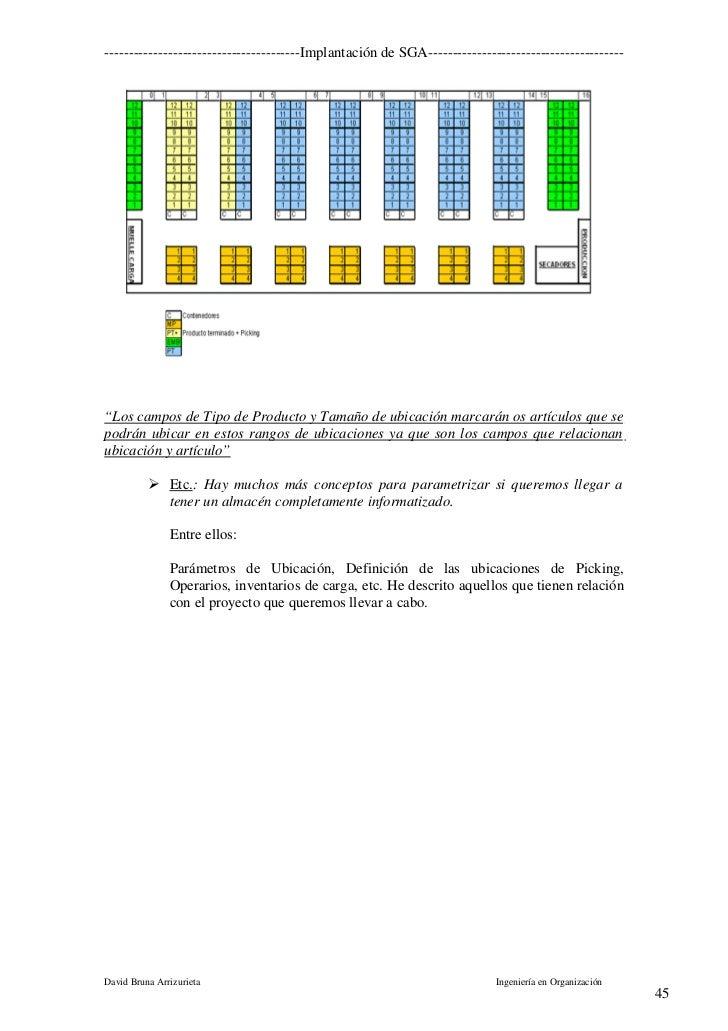 Warehouse optimization - Tamano palet europeo ...