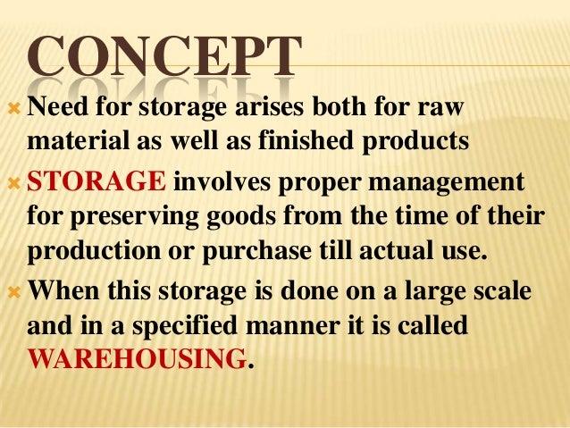 Warehousing Slide 2