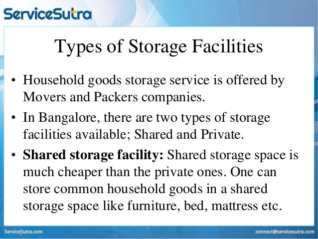 All About Storage And Warehousing Facility In Bangalore
