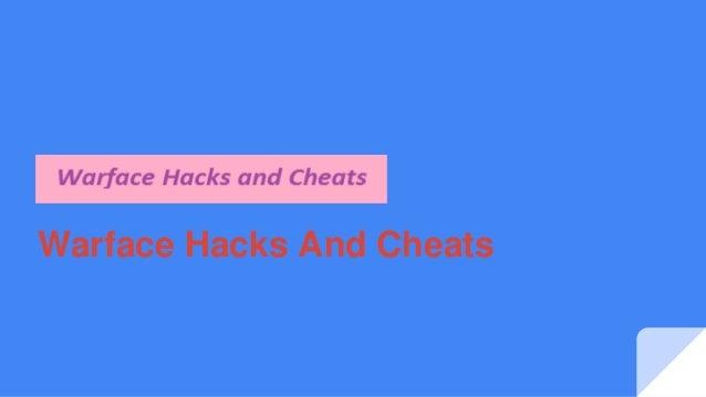 Warface bot hacks