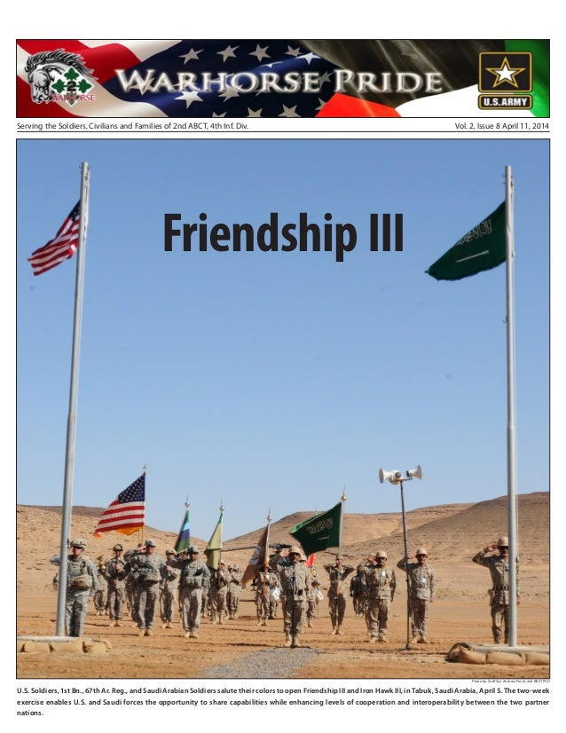 Serving the Soldiers, Civilians and Families of 2nd ABCT, 4th Inf. Div. Vol. 2, Issue 8 April 11, 2014 Combat engineers, C...