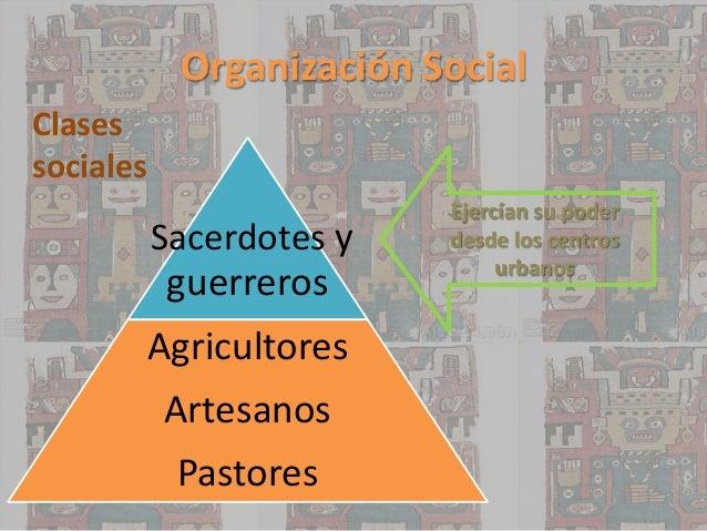 Resultado de imagem para organización social de los wari
