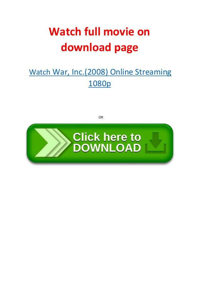 war inc2008 online streaming 1080p best action comedy