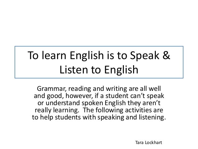 12 ESL Activities for the Classroom