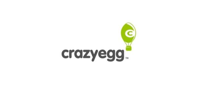 Crazy Egg Reports OVERLAY HEATMAP SCROLLMAP