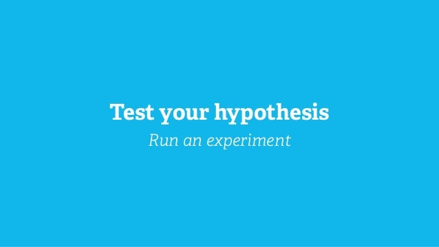 Run sensitivity tests on your web pages Sensi&vity  tests  help  you   learn  what  your  visitors   care...