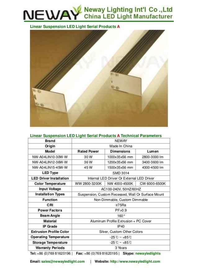 warm white 2800 k 3200k suspension led lighting cold white pure whi
