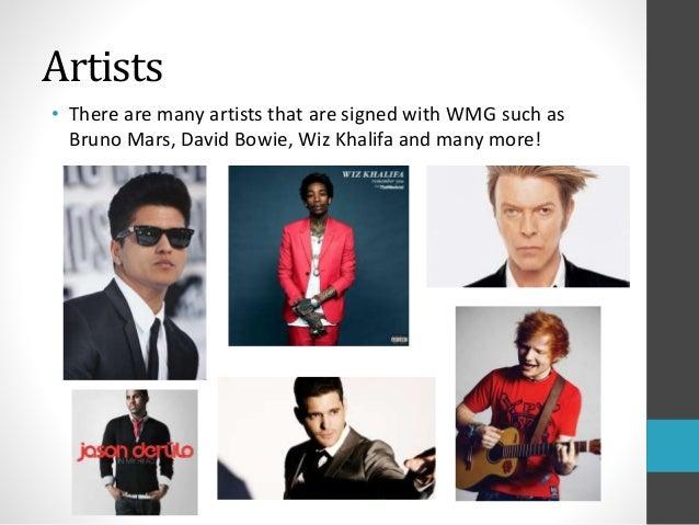 Warner music group (wmg)