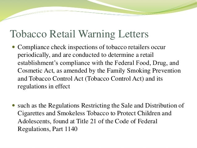 16. Drug Marketing and Advertising Warning Letters ...