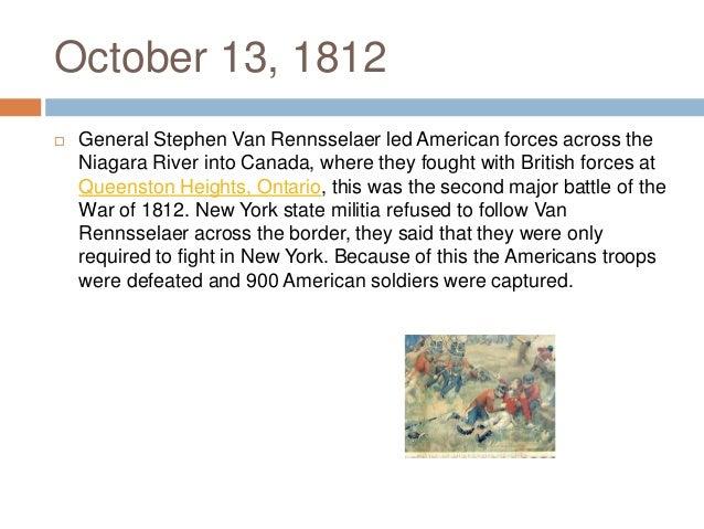 War of 1812 timeline 12 publicscrutiny Choice Image