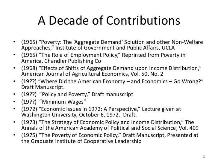 War on Poverty Slide 2