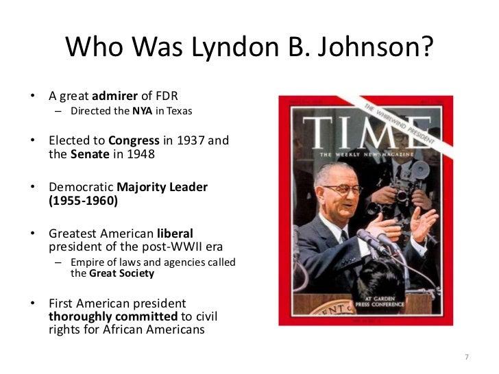 The great leaders of the post civil war era