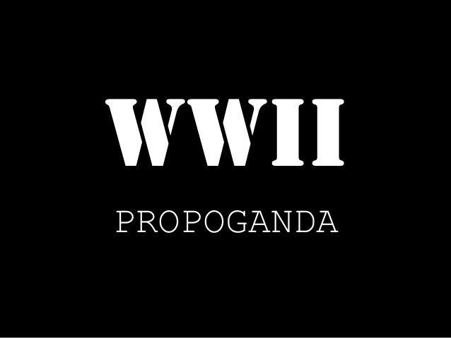 WWIIPROPOGANDA