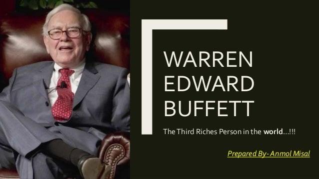 Marvelous Warren Buffett A Short Biography Download Free Architecture Designs Scobabritishbridgeorg