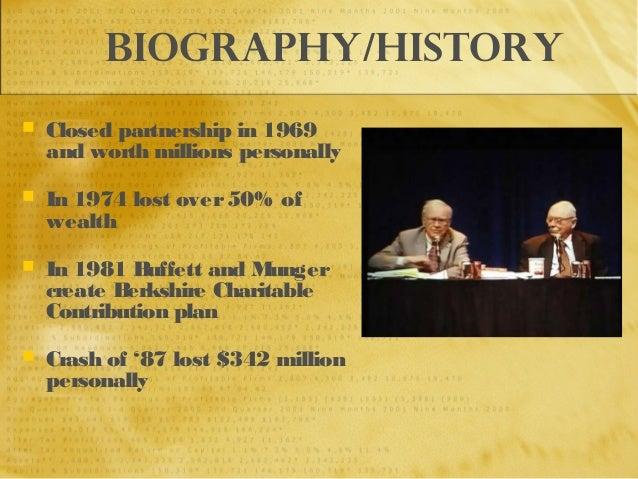 Strange Warren Buffetts Biography Download Free Architecture Designs Scobabritishbridgeorg