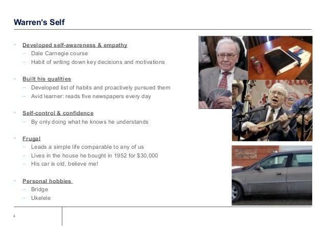 Warren Buffett by Alberto Costa Centena