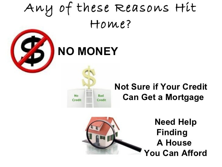 how to get a home with no money down