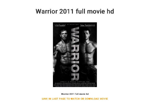 warriors 2011 full movie download