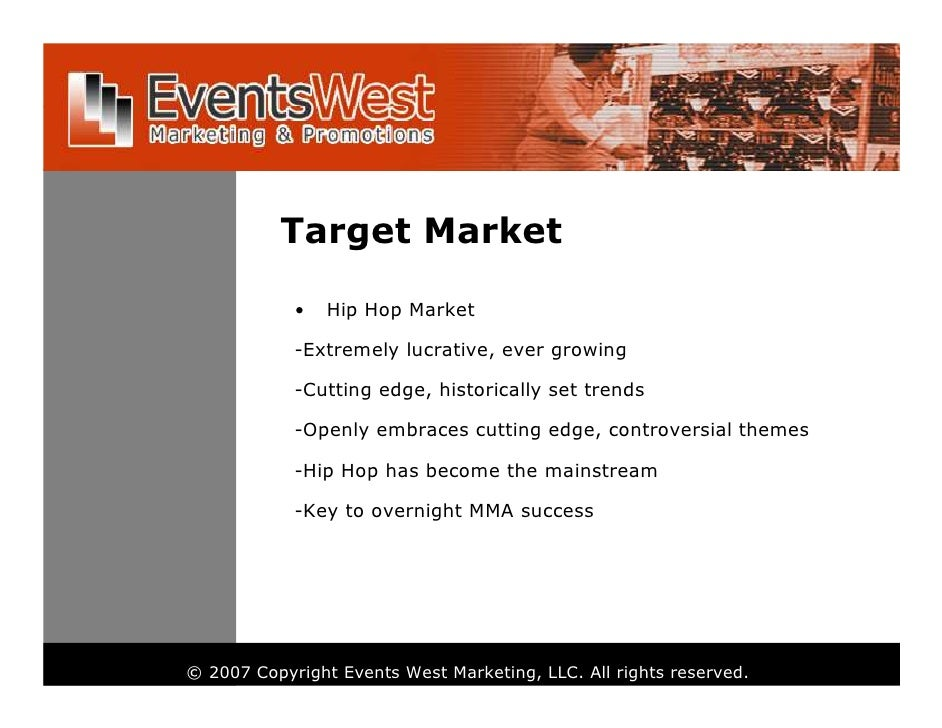 Sample Marketing Presentation/Plan