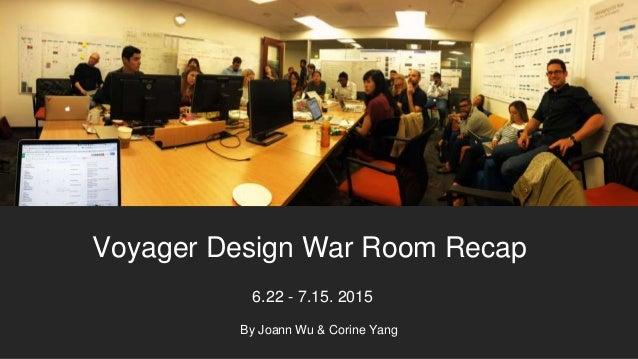 how to run a design war room rh slideshare net design thinking war room design thinking war room