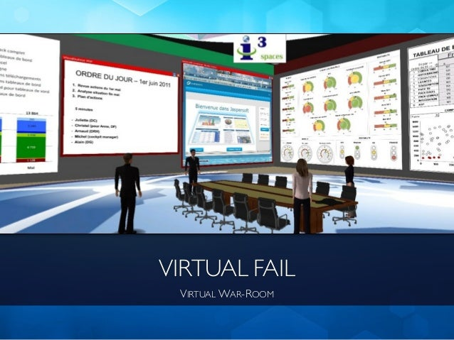 Virtual Fail Virtual War Room
