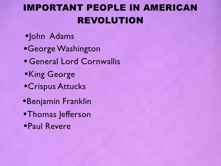An analysis of george washingtons involvement in the beginning of the american revolution