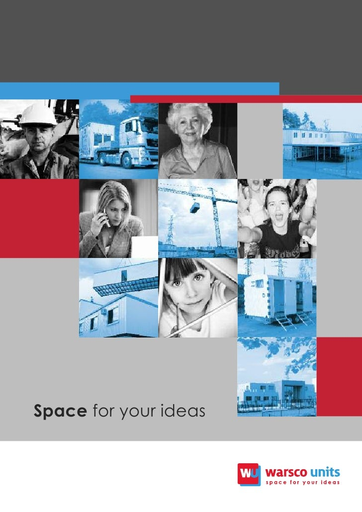 Space for your ideas