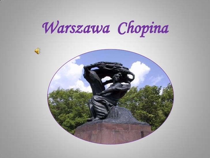 Warszawa  Chopina<br />
