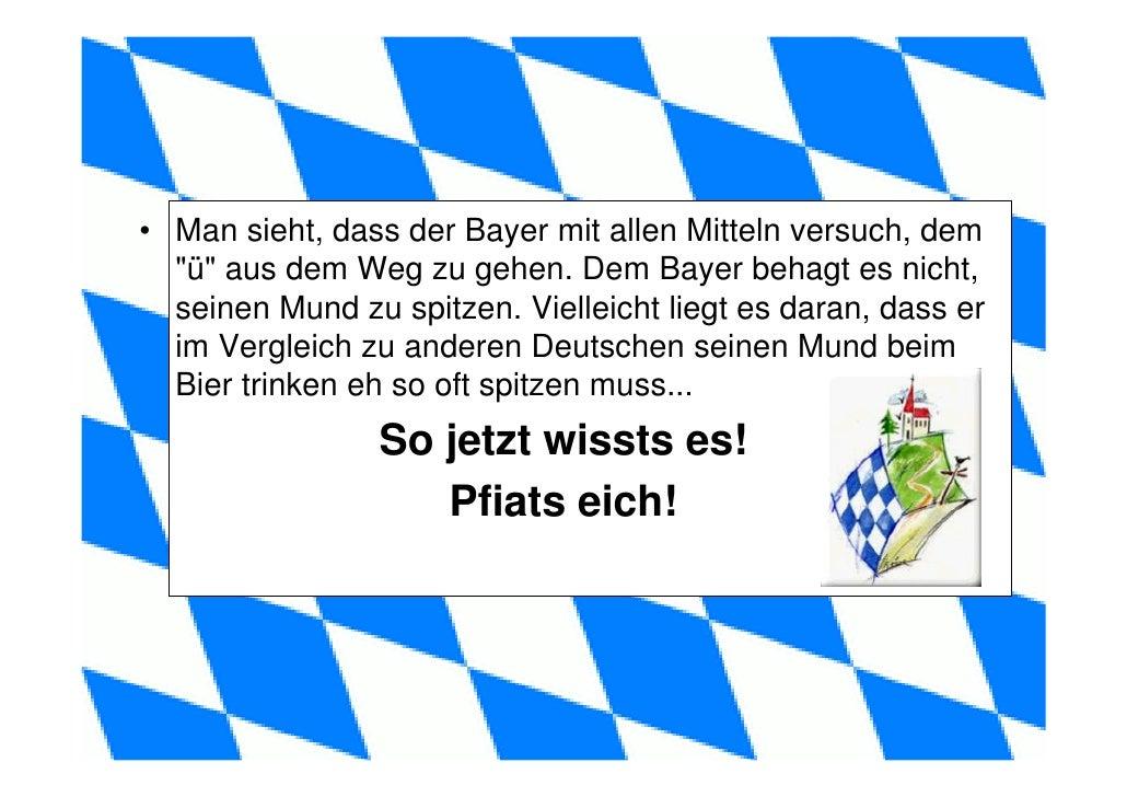 Pfiats Eich