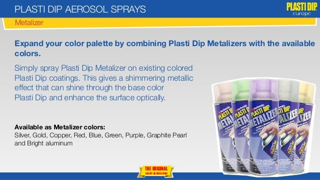 What Is Plasti Dip
