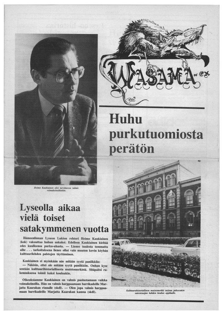 Wasama 1983