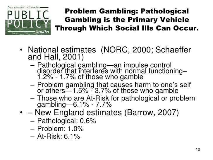 New hampshire expanded gambling