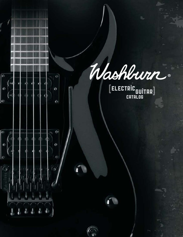 { ELEctric guitar}       CATALOG