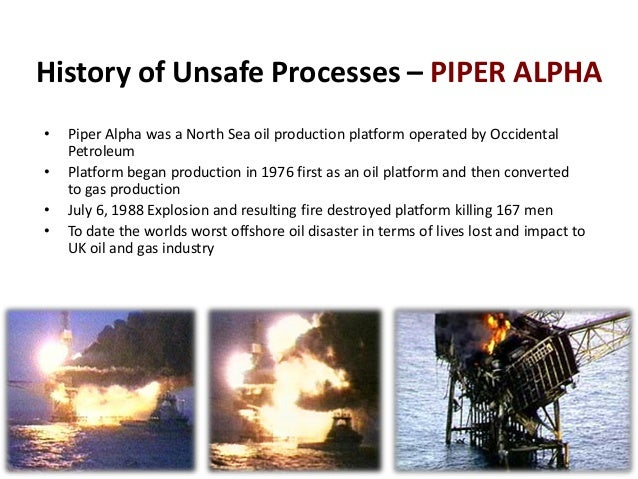 Major Causes Of Accidents In Oil And Gas Industry