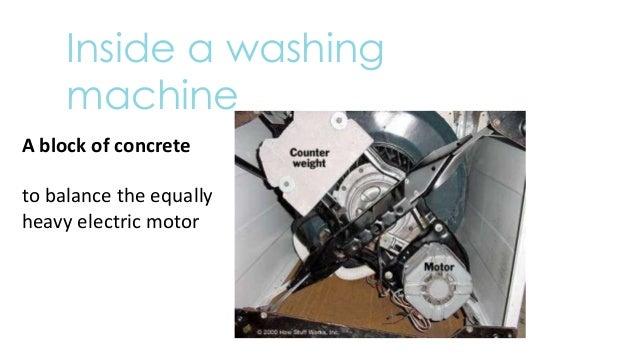 how to balance a washing machine top loaded