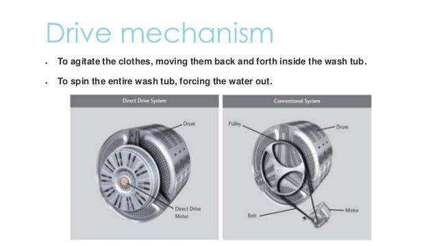 washing machine moving during spin cycle