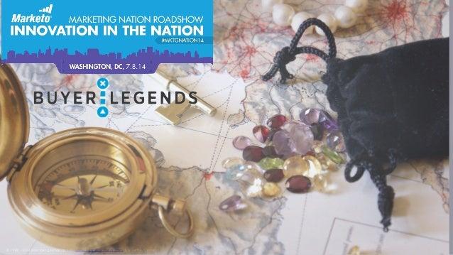 Buyer Legends - Jeffrey Eisenberg