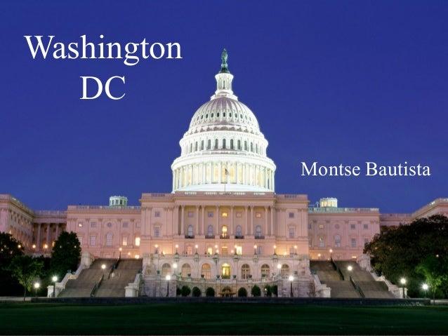 Washington   DC             Montse Bautista