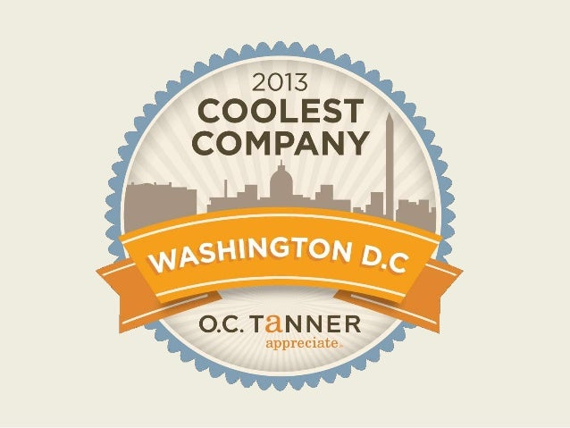 Top 10 Coolest Companies to Work for in Washington D.C.